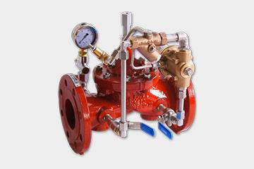 Druckhalte- und Druckablassventil