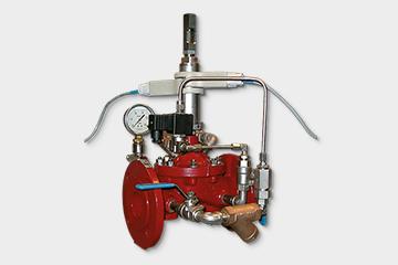 Pumpenschutzventil